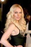 Lindsay Lohan Fotografía de archivo
