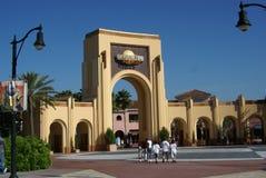 Estudios universales Orlando Fotos de archivo