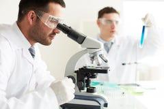 Estudo clínico Fotos de Stock