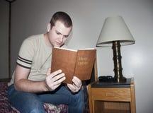 Estudo da Bíblia Imagens de Stock