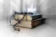Estudo da Bíblia Fotos de Stock Royalty Free