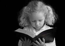 Estudo da Bíblia Imagem de Stock Royalty Free