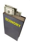 Estudo da economia Imagens de Stock