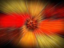 Estudo da explosão ilustração do vetor