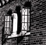 Estudo de Windows Imagens de Stock Royalty Free