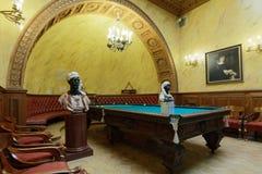 Estudo turco do palácio de Yusupov em St Petersburg, Rússia Imagem de Stock