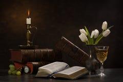 Estudos da Bíblia Fotografia de Stock Royalty Free