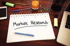 Estudos de mercado Imagens de Stock