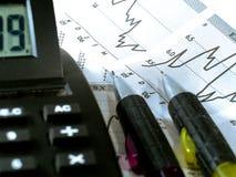Estudos de mercado conservados em estoque Imagens de Stock Royalty Free
