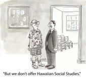 Estudos sociais Imagens de Stock