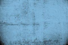 Estufa agrietada vieja, azul clara Foto de archivo libre de regalías