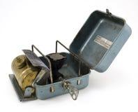 Estufa de campo Fotografía de archivo