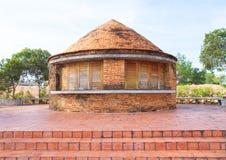 Estufas velhas para fazer azulejos & tijolos Fotos de Stock