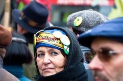 Estugarda - janeiro 29, 2011: Foto de Stock
