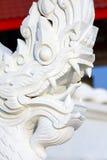 Linha tailandesa carvings da arte Imagens de Stock