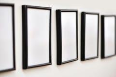 Esvazie frames de retrato Imagem de Stock Royalty Free