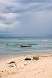 Esvazie na maré alta Foto de Stock