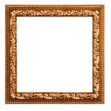 Esvazie o frame de retrato imagens de stock