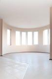 Esvazie o quarto recentemente pintado foto de stock royalty free