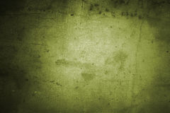 Esverdeie Grunge Fotos de Stock