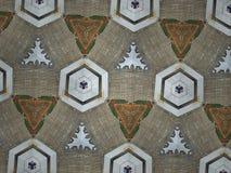 Esverdeie o fundo da textura Fotografia de Stock Royalty Free