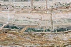 Esverdeie a textura do onyx Imagem de Stock
