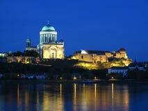 Esztergom, Венгрия - базилика Стоковое Изображение