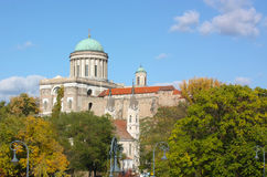 Esztergom,Hungary Stock Photo