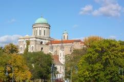 Esztergom, Hungria Foto de Stock