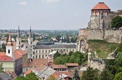 Esztergom, Ungheria immagine stock libera da diritti