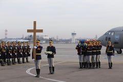 ETÀ DI RE MICHAEL I DIES AT DEL ` S DELLA ROMANIA UNA PRECEDENTE DI 96 Immagini Stock