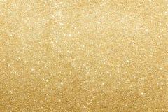 αφηρημένος χρυσός ανασκόπ&et Στοκ Φωτογραφία