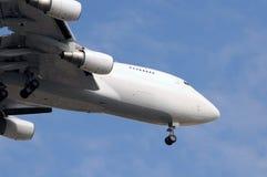 Et airplane nose Royalty Free Stock Photos
