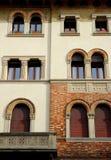 Et bâtiment historique important à Trévise en Vénétie (Italie) Photos stock