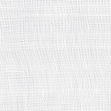 Et blanc armure de tissu barrée par grunge gris Photo stock