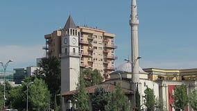 Et'hem Bey Mosque stock video footage