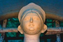 et x22 ; Maa Durga& x22 ; ou et x22 ; Devi Durga et x22 ; fin  photos stock