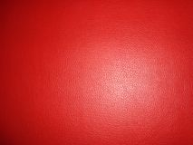 κόκκινο δέρματος ανασκόπ&eta Στοκ φωτογραφία με δικαίωμα ελεύθερης χρήσης