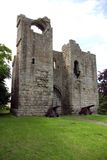 Etal Castle Gatehouse Stock Photos