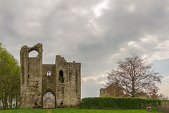 Etal Castle Stock Photography