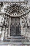 Etampes -教会 库存照片