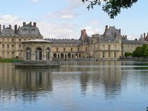 Etang des carpes, Fontainebleau ( France) Stock Images