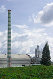 etanol fabryka Obraz Royalty Free