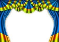 Etapa ilustración del vector