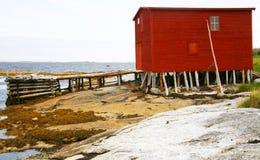 Etapa de la pesca Imagenes de archivo