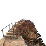 etapa de la roca Foto de archivo