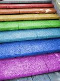 Etapa do arco-íris Fotos de Stock
