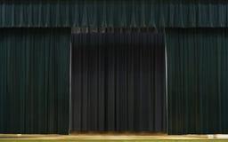 Etapa verde Imagen de archivo libre de regalías