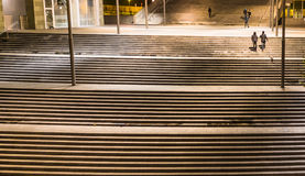 Etapas de Bilbao Imagem de Stock