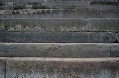 Etapas de pedra Imagens de Stock